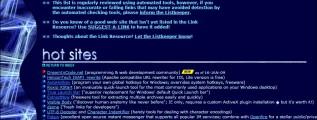 LinkResource.com 2000-2013